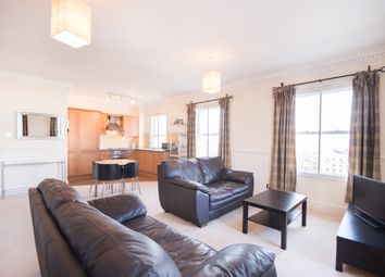Thumbnail 2 bed flat to rent in Canute Road, Southampton