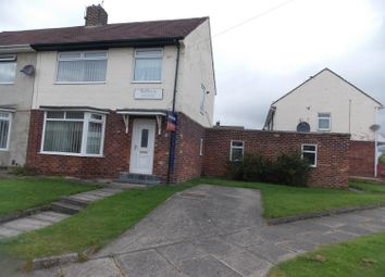 Thumbnail 3 bed semi-detached house to rent in Rudyard Avenue, Stockton-On-Tees
