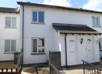Thumbnail 2 bed terraced house to rent in Ashmill Court, Newton Abbot