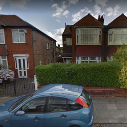 Thumbnail 3 bedroom shared accommodation to rent in Clarence Road, Manchester