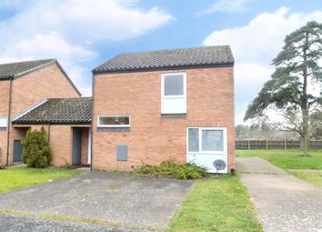 Thumbnail 2 bed property to rent in Ash Close, RAF Lakenheath, Brandon