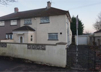 Thumbnail 3 bed semi-detached house for sale in Greystoke Avenue, Southmead