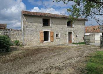 Thumbnail 2 bed property for sale in Asnieres-En-Poitou, Charente-Maritime, France