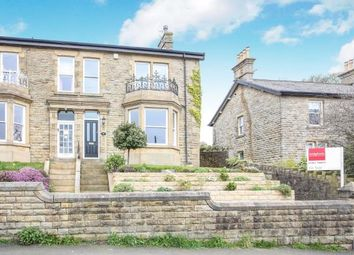 Thumbnail 4 bedroom semi-detached house for sale in High Lea Road, New Mills, High Peak, Derbyshire