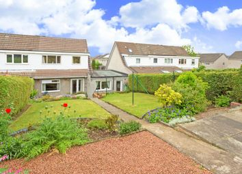 Thumbnail 3 bed semi-detached house for sale in 8 Baberton Mains Crescent, Baberton, Edinburgh
