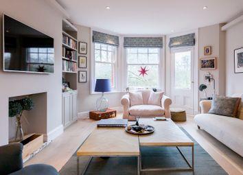 Thumbnail Serviced flat to rent in Albert Bridge Road, London