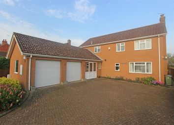 Thumbnail 4 bedroom detached house for sale in Northorpe, Thurlby, Bourne