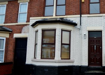 Thumbnail 5 bedroom terraced house to rent in Harrington Street, Derby