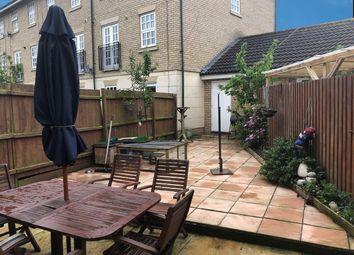 Thumbnail 4 bedroom terraced house for sale in Queensbury Lane, Monkston Park, Milton Keynes