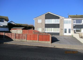 Thumbnail 3 bedroom flat to rent in Northfields Lane, Brixham