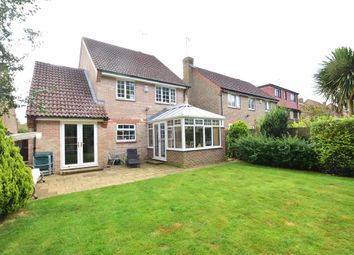 Thumbnail 4 bed detached house for sale in Dollis Close, Maidenbower, Crawley, West Sussex