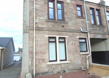Thumbnail 1 bed flat for sale in Portland Street, Dunbeth, Coatbridge
