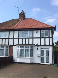 Thumbnail 3 bed semi-detached house to rent in Gresham Road, Hounslow