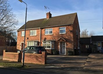 Thumbnail 3 bed semi-detached house to rent in Peel Avenue, Tuxford, Newark
