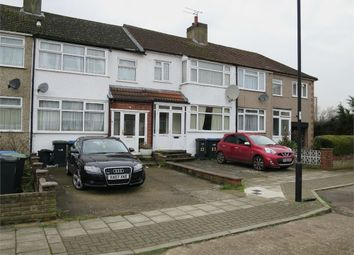 Thumbnail 3 bed terraced house for sale in Leda Avenue, Enfield, Greater London