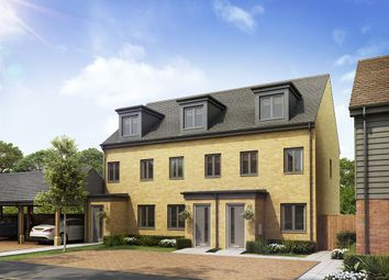 "Thumbnail 3 bed semi-detached house for sale in ""The Souter"" at Power Station Road, Minster On Sea"