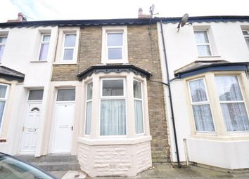 Thumbnail 3 bed terraced house to rent in Woolman Road, Blackpool, Lancashire