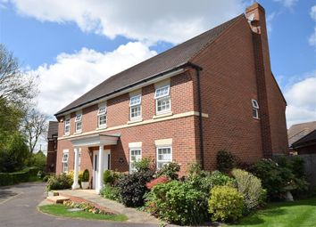 Thumbnail 5 bed detached house for sale in Carnation Close, Shinfield, Reading