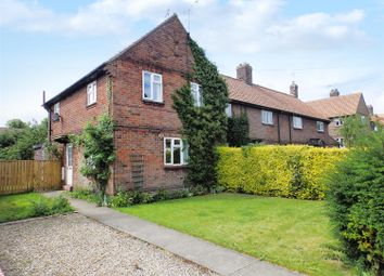 Thumbnail 3 bedroom end terrace house for sale in Meadow Vale, Green Hammerton, York