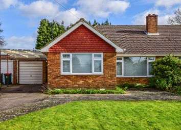 Thumbnail 2 bed semi-detached bungalow for sale in Summersvere Close, Crawley
