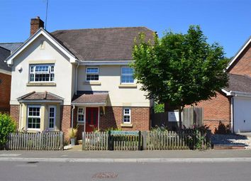 Thumbnail 5 bedroom detached house to rent in Pinewood Crescent, Hermitage, Thatcham