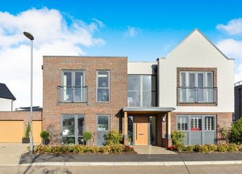 Thumbnail 4 bed detached house for sale in Audio Tour, Oakgrove, Milton Keynes