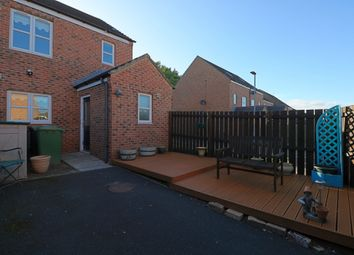 Thumbnail 3 bed end terrace house for sale in Broadacre, Wardley, Gateshead