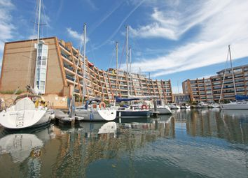 Thumbnail 2 bedroom flat for sale in Port Way, Port Solent, Portsmouth