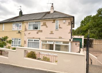 Thumbnail 2 bed semi-detached house for sale in Deanswood Drive, Leeds, West Yorkshire
