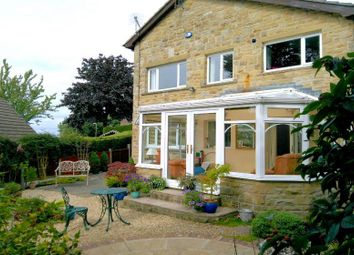 Thumbnail 3 bed detached house for sale in Mansion Gardens, Huddersfield