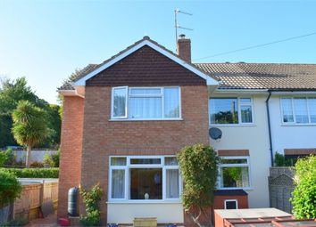 Thumbnail 3 bed semi-detached house for sale in Stoneborough Lane, Budleigh Salterton