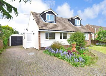 Thumbnail 4 bed bungalow for sale in Singledge Avenue, Whitfield, Dover, Kent