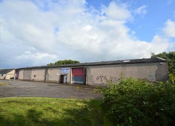 Thumbnail Industrial for sale in Greendykes Industrial Estate, Broxburn, West Lothian