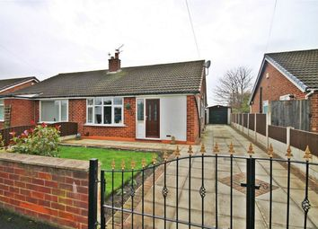 Thumbnail 2 bedroom semi-detached bungalow for sale in Withycombe Road, Penketh, Warrington
