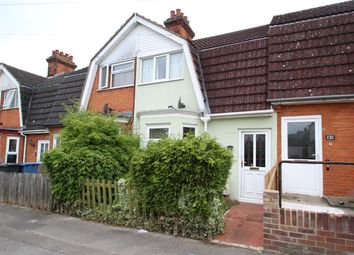 Thumbnail 3 bedroom terraced house for sale in Westbourne Road, Ipswich