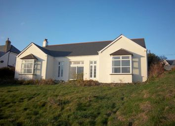Thumbnail 4 bed detached bungalow to rent in Mullion, Helston, Cornwall