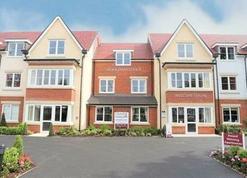 Thumbnail 1 bed flat for sale in Woolmans Lodge, Solihull Road, Shirley