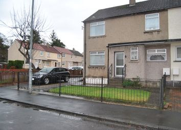 Thumbnail 1 bed end terrace house for sale in North Dryburgh Road, Wishaw