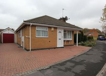 Thumbnail 2 bed detached bungalow for sale in Lorrimer Way, Loughborough, Leicestershire