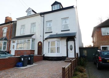Thumbnail 4 bed town house to rent in Victoria Road, Stechford, Birmingham