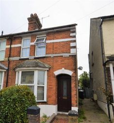 Thumbnail 3 bed end terrace house to rent in Star Road, Ashford, Kent