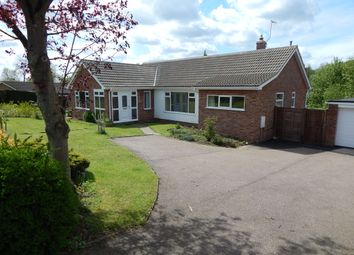 Thumbnail 3 bed detached bungalow for sale in Nelson Way, Beccles