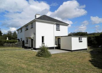 Thumbnail 3 bed semi-detached house for sale in Clynblewog, Trelech, Carmarthen