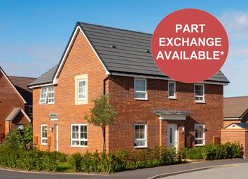 "Thumbnail 3 bedroom semi-detached house for sale in ""Moresby"" at Musselburgh Way, Bourne"