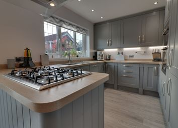 Thumbnail 4 bed detached house for sale in Cheltenham Way, Cleethorpes