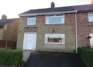 Thumbnail 3 bed semi-detached house to rent in St Johns Road, Biddulph, Stoke-On-Trent, Staffordshire