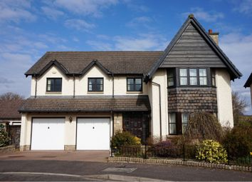 Thumbnail 5 bed detached house for sale in Worbey Place, Longforgan