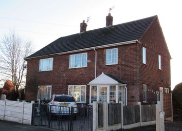 Thumbnail 3 bed semi-detached house for sale in Carsdale Road, Manchester