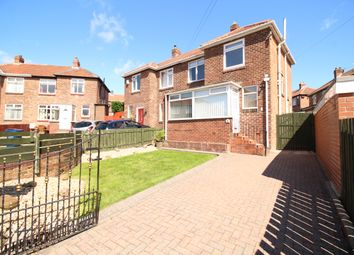 Thumbnail 2 bedroom semi-detached house for sale in Wharmlands Grove, Denton Burn, Newcastle Upon Tyne