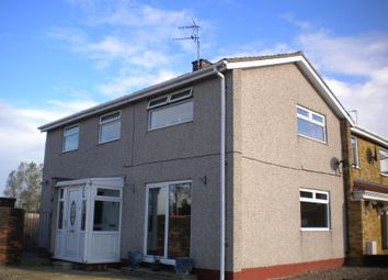 Thumbnail 3 bedroom semi-detached house for sale in Mellanby, Newton Aycliffe